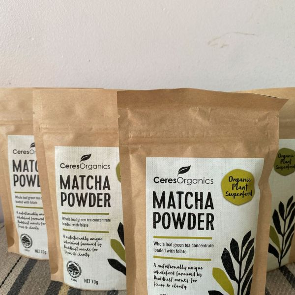 Matcha Green Tea Concentrate