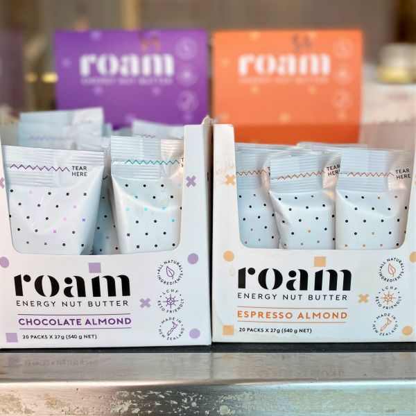 Roam Energy Nut Butters