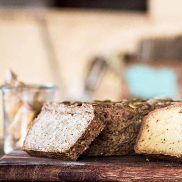 Organic Seed Bread